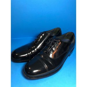BOSTONIAN Stockbridge 29112 Mens 11 D Cap Toe